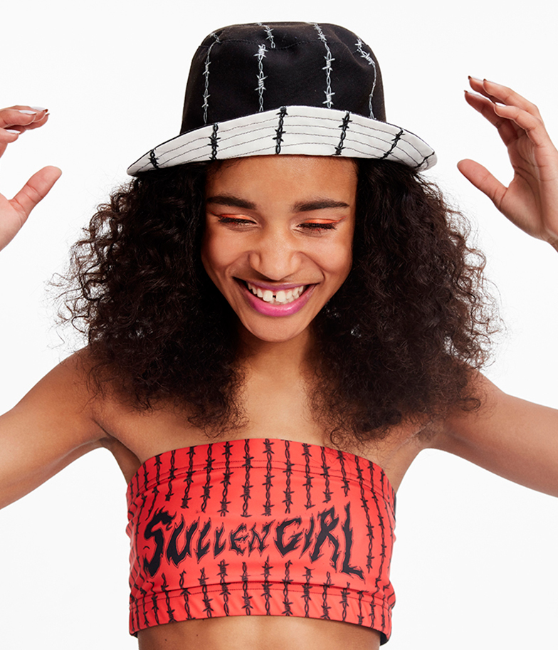 Bucket Hat con ASOS