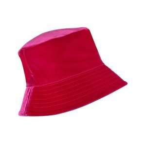 Bucket Hat in Pink