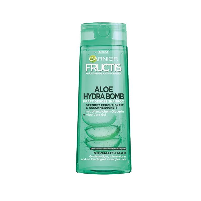 garnier aloe vera shampoo
