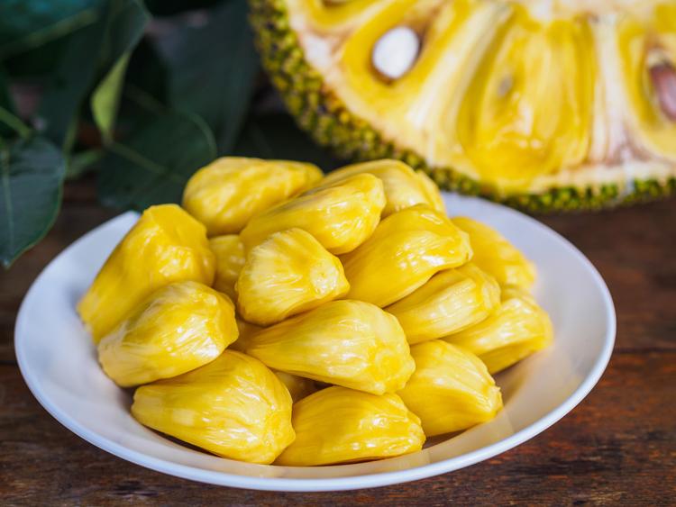 jackfruit unreif