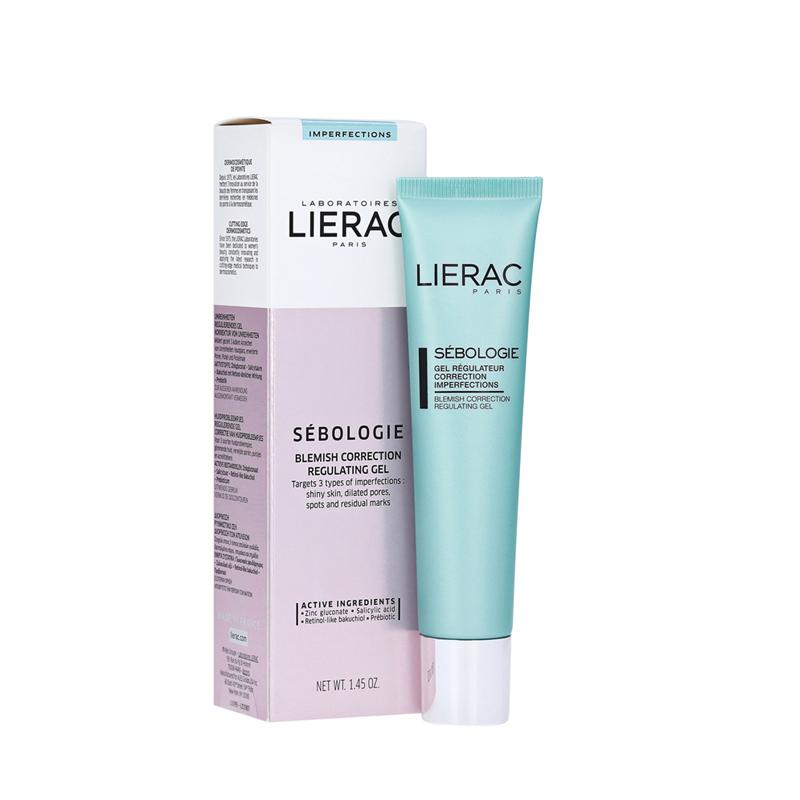 produktabbildung des regulierenden Gels von LIERAC
