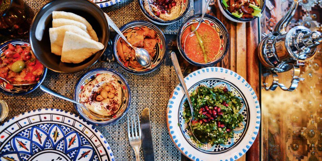 Foodtrend Levante Kuche Beautypunk