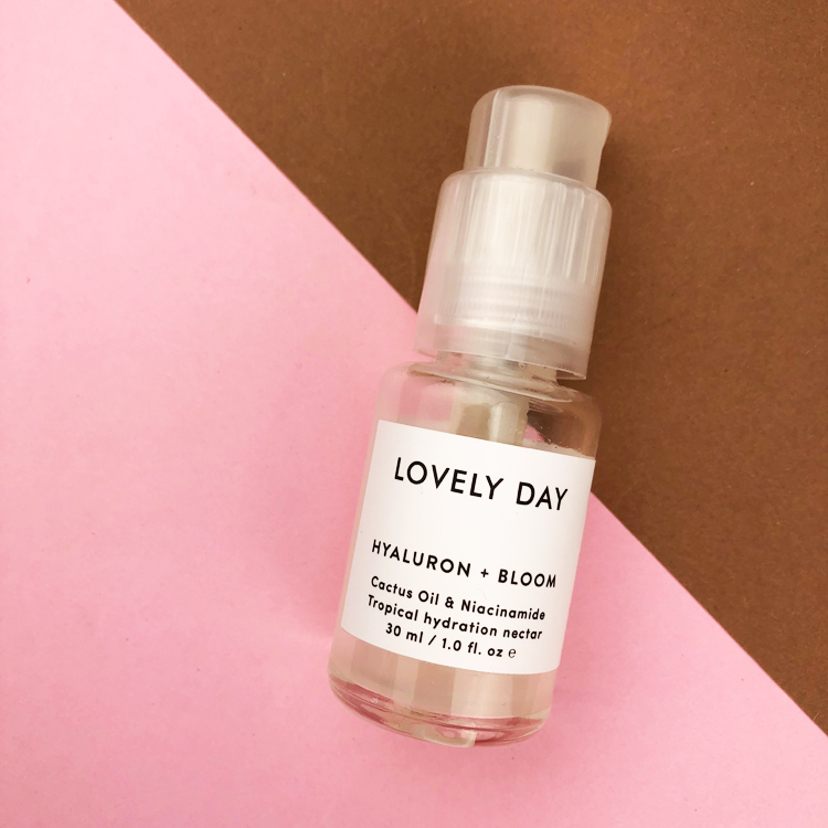 lovely day serum