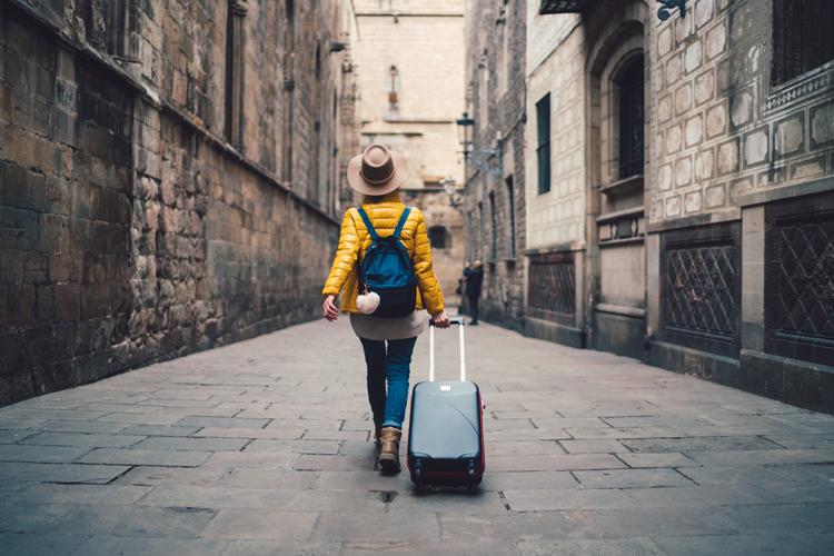 solo reisen