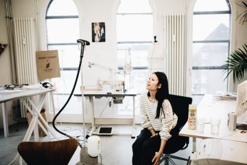 Tutia Schaad übernimmt Professur an Modeschule