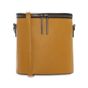 Gelbe Box Bag