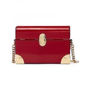 Rote Box Bag