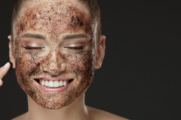 coffee scrub gesicht