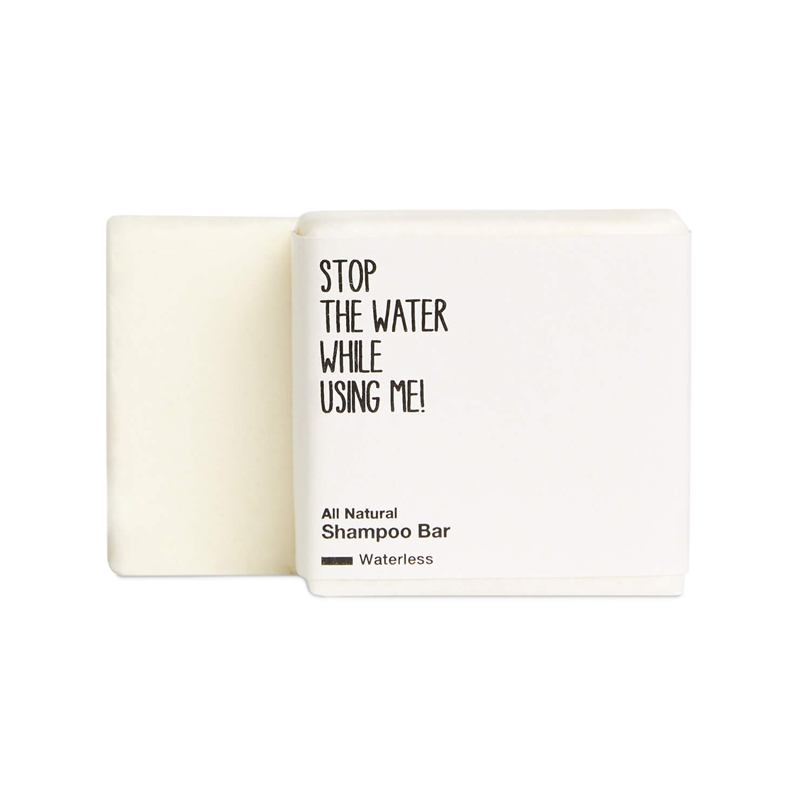 festes shampoo von stop the water while using me