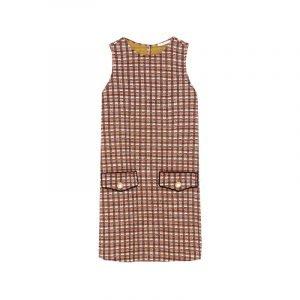 Tweed Kleid