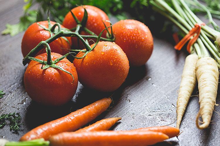 moehren tomaten