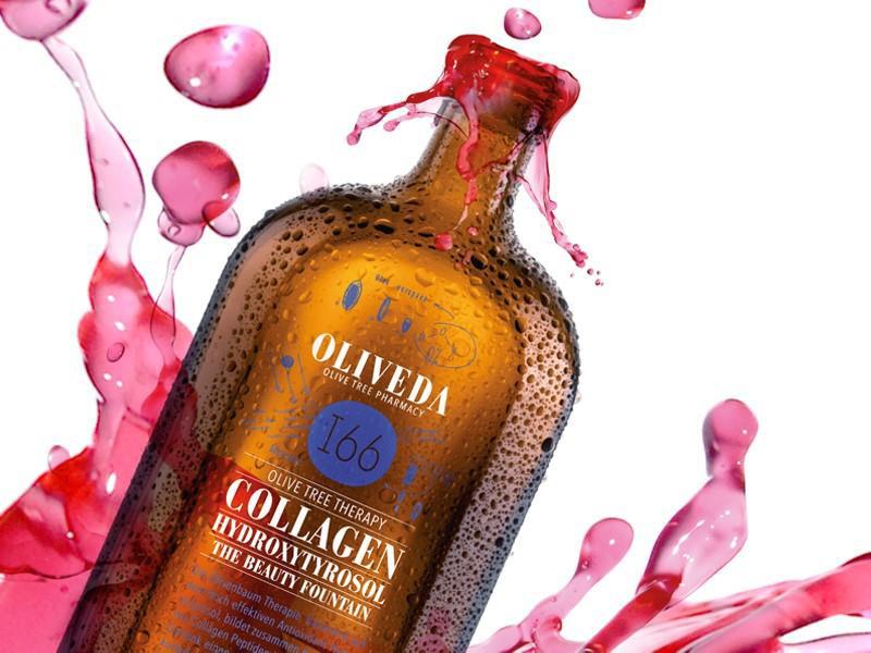 Kollagen Trinkkur Von Oliveda Beautypunk