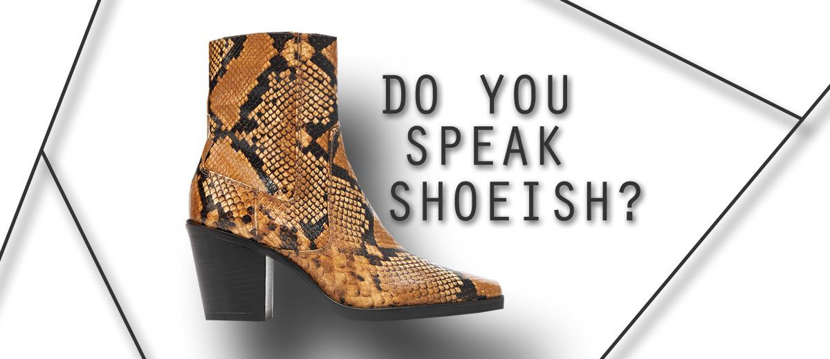 Ihr Jetzt Kennen Schuh Diese Solltet Begriffe PXn08Owk