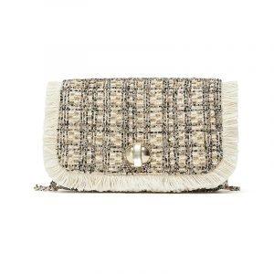 Tweed Tasche