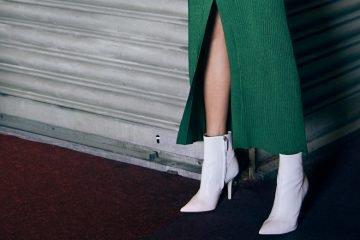 Stylingtipps weiße Schuhe