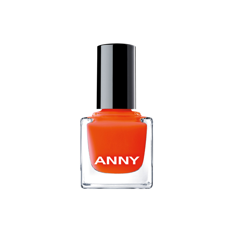 anny nagellack orange