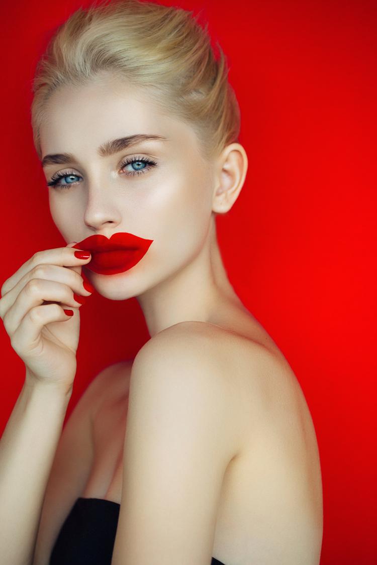 blottingpaper mattes lippenstift finish