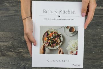 Buchtipp Beauty Kitchen von Carla Oates