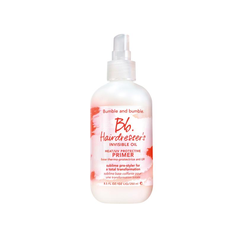 bumbleandbumble oil primer