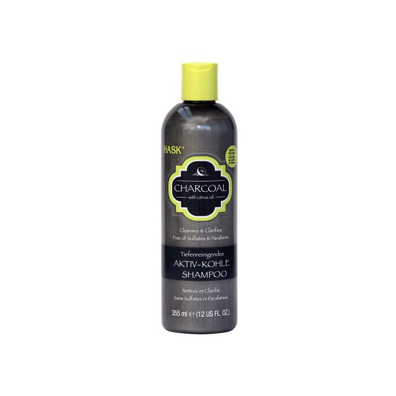 hask aktivkohle shampoo