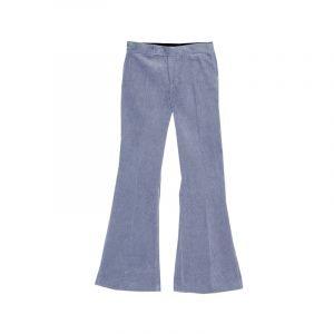 Blaue Cord Hose