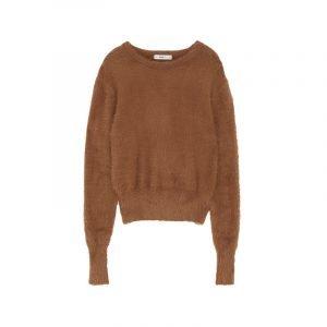 Fake Fur Pullover
