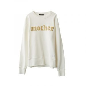 Sweatshirt mit Mother Schriftzug