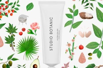 studio botanic cold cream