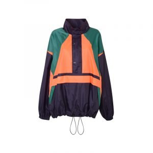 Windbreaker im 90er Look