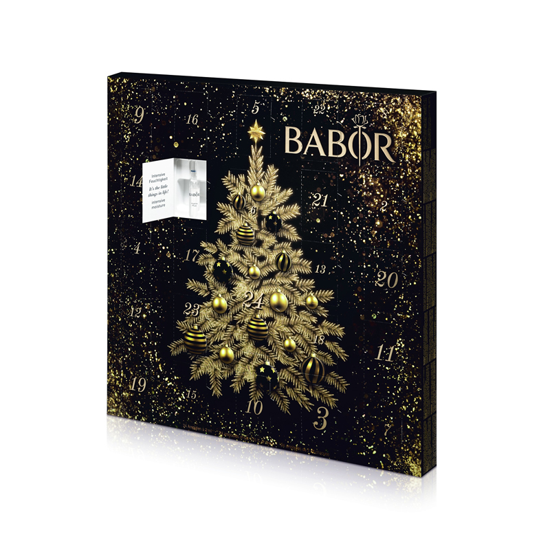 adventskalender babor