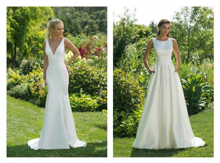 Das Werden Die Brautkleider Trends 2019 Beautypunk