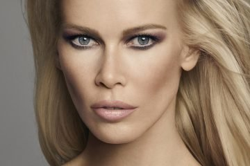 claudia schiffer make-up