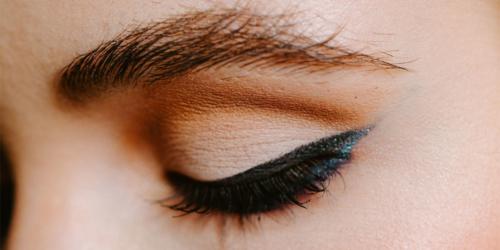 eyeliner auge