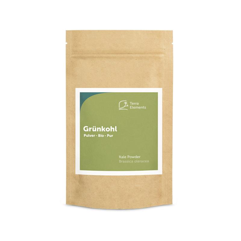 gruenkohl pulver