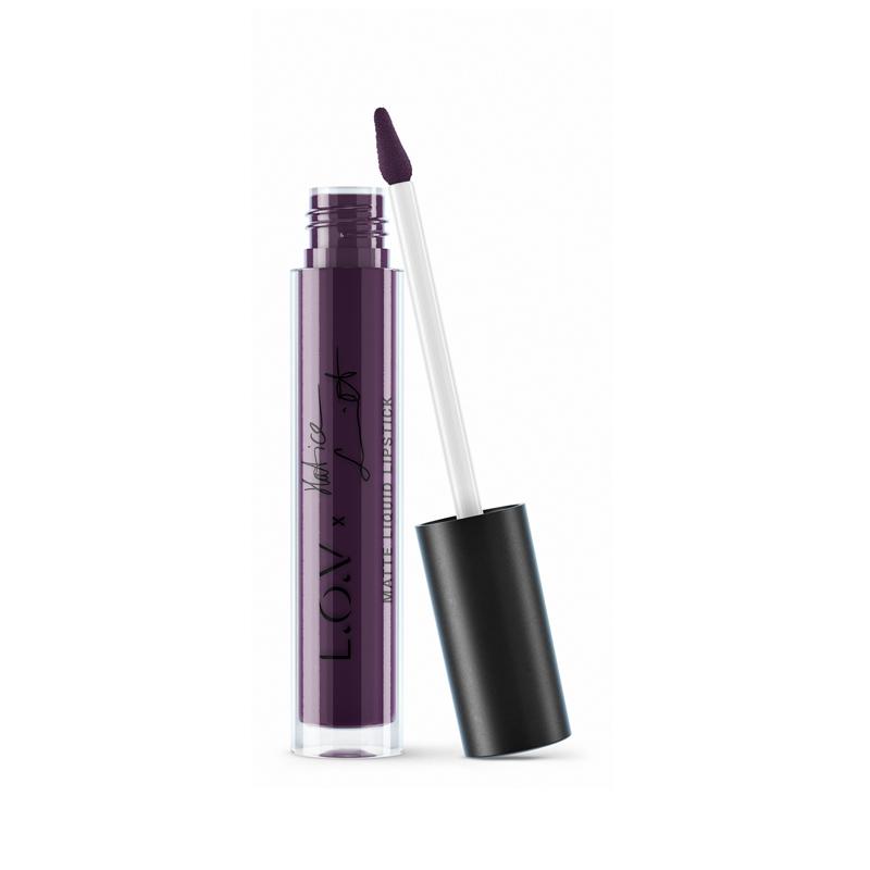 lipstick lila