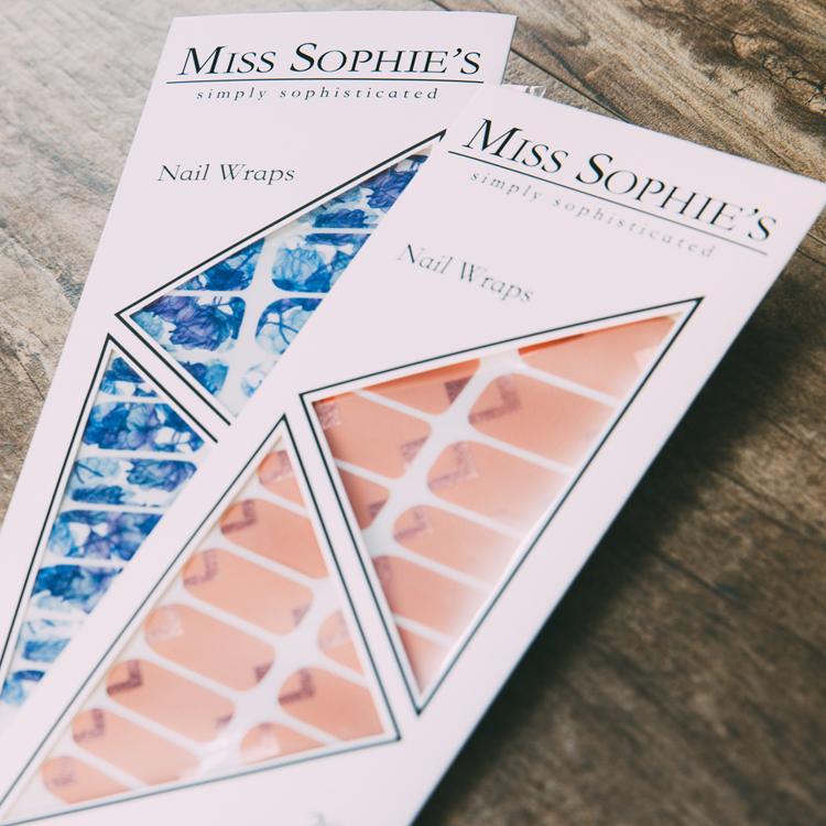 Review Miss Sophies Nagelfolien