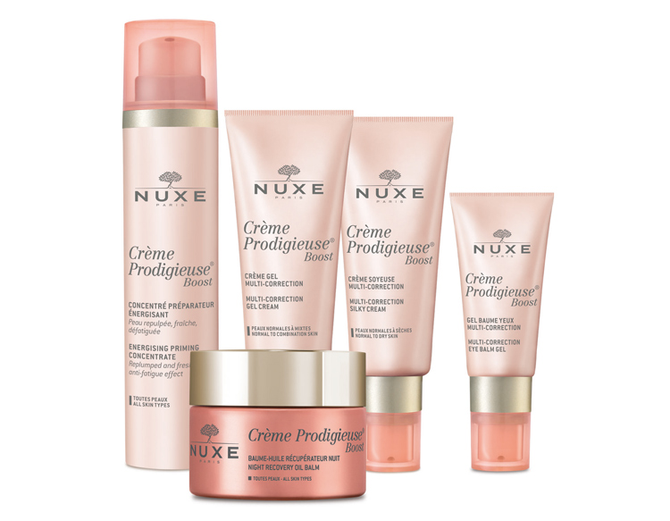 nuxe prodigieuse boost