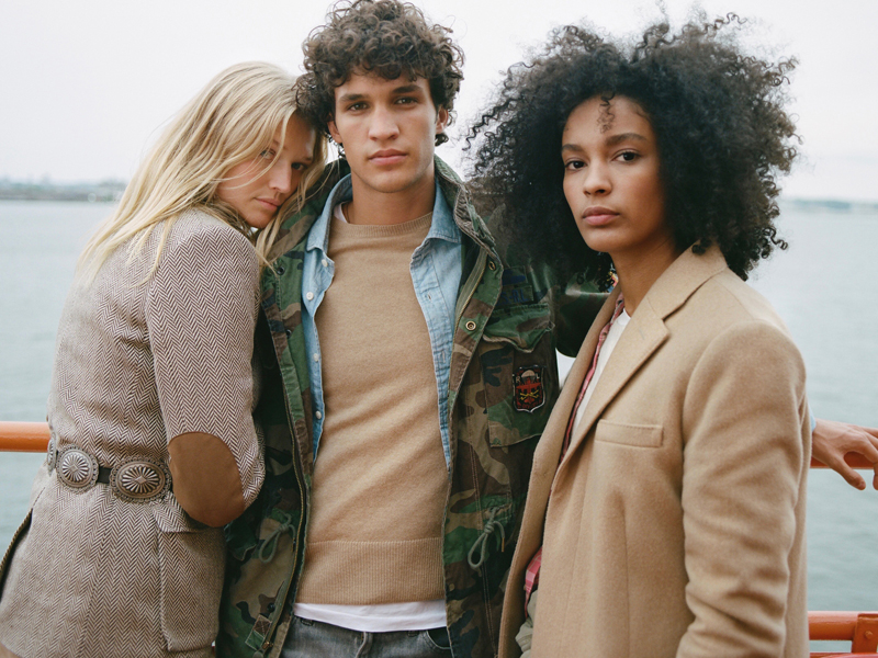 Kampagne ABOUT YOU mit Polo Ralph Lauren