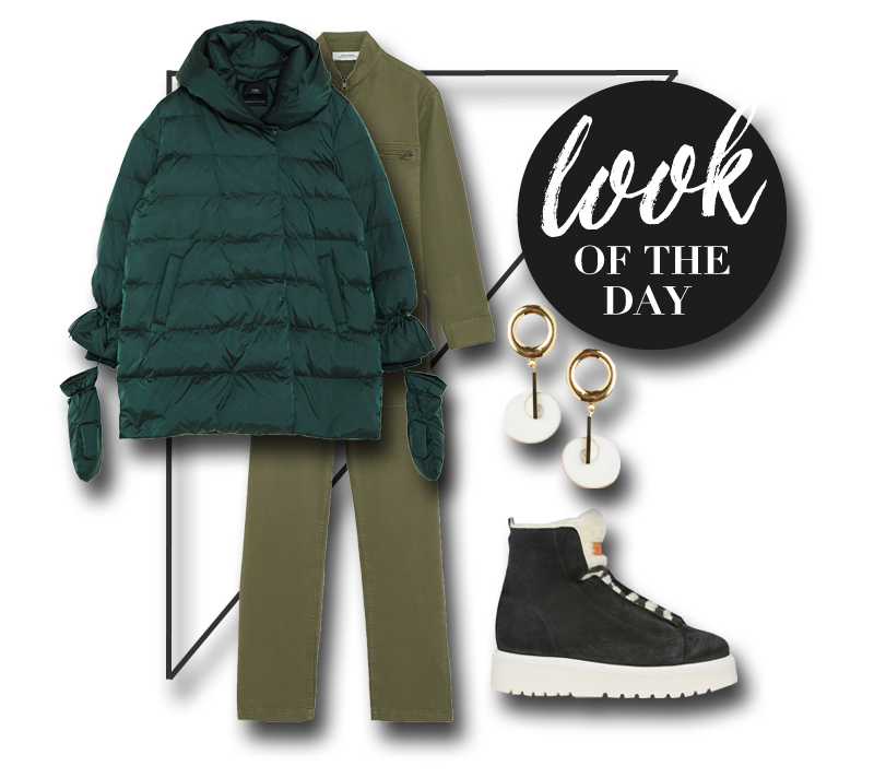 Stylingtipp Trendfarbe Grün