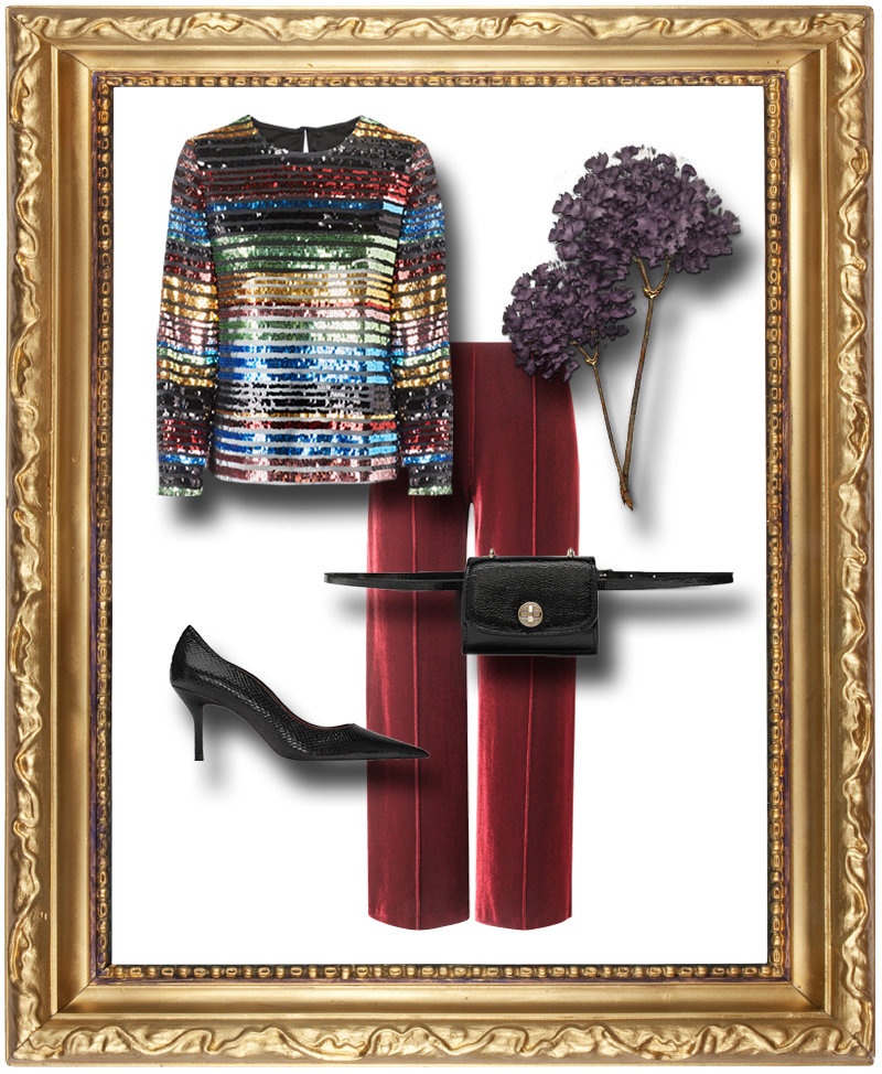 Stylingtipp Party-Outfit