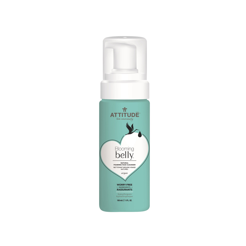 attitude-bloomingbelly-face-cleanser