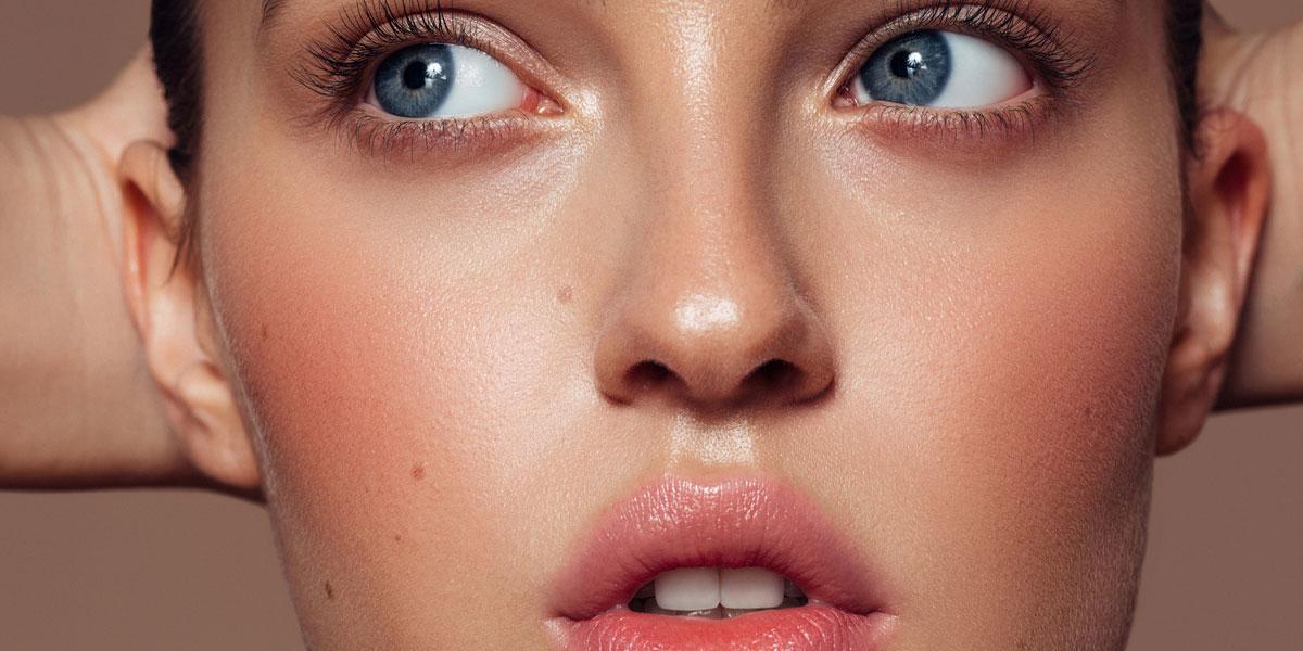 close-up frau