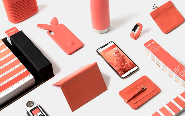 living coral ist pantone farbe des jahres 2019 beautypunk. Black Bedroom Furniture Sets. Home Design Ideas