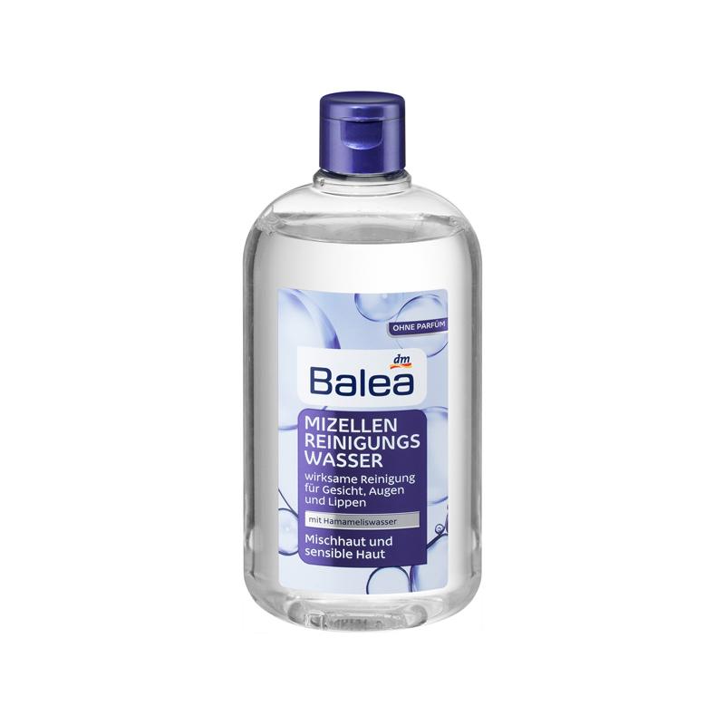 balea mizellen reinigungswasser