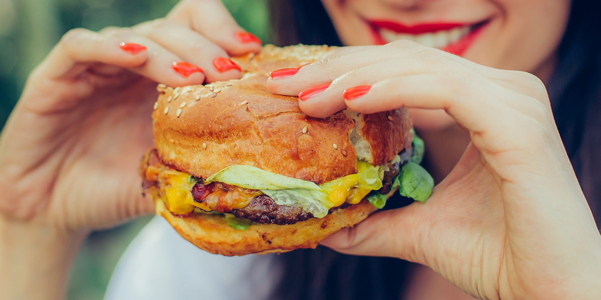 burger cheat day
