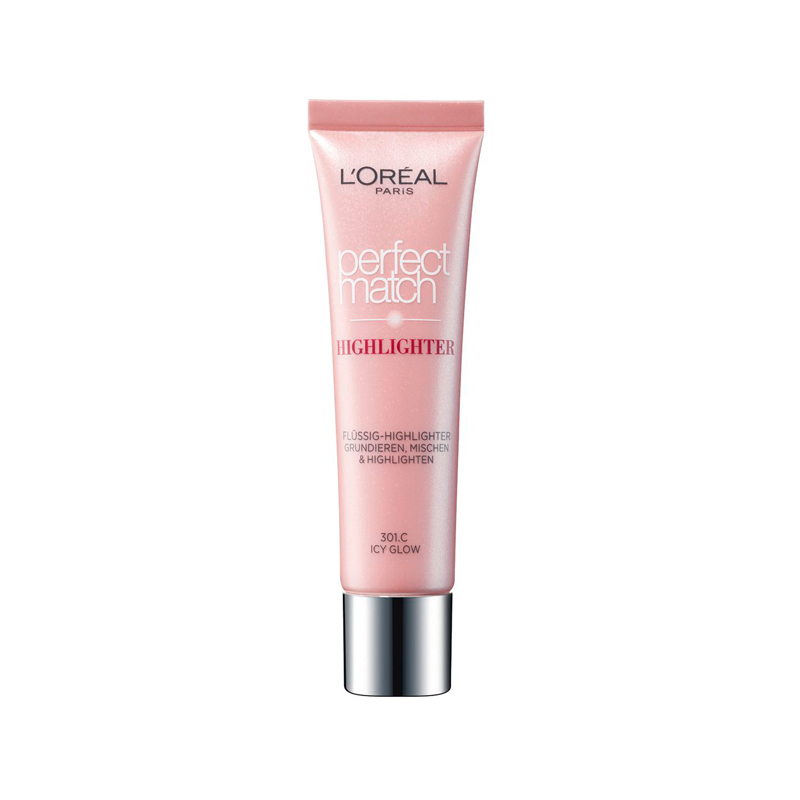 loreal perfect match highlighter