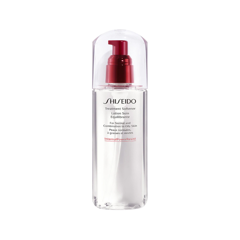 shiseido softener lotion
