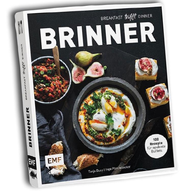 produktabbildung vom kochbuch Brinner