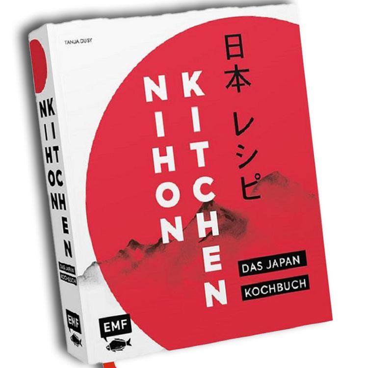 produktabbildung vom kochbuch Nihon Kitchen