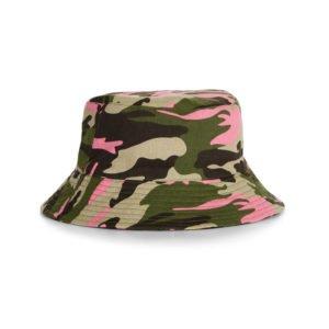 anglerhut mit camouflage print